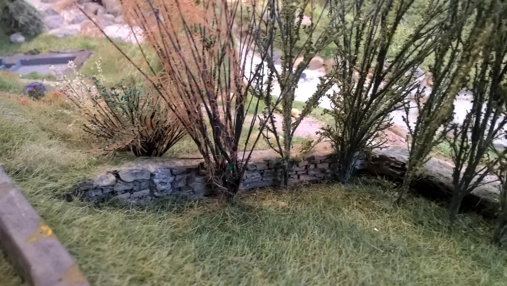 arbres arbustes et bocage N, HO, O