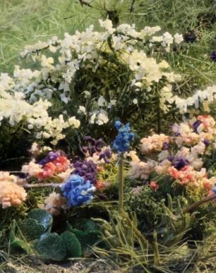 Magifloc inflorescence flocage fleur N, HO, O
