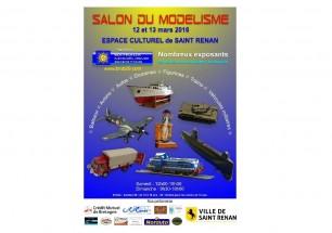 Microrama Salon Maquette Modélisme Saint Renan 2016