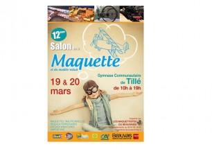 Microrama expose au salon du modélisme de Beauvais le 12 et 13 mars 2016